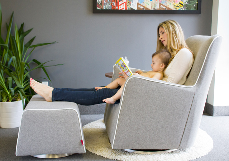 7 Best Nursery Gliders of 2019: Glide Baby to Sleep